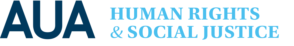MA in Human Rights and Social Justice